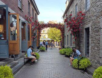 Walk'n Sketch Montreal <br>with Verona Sorensen