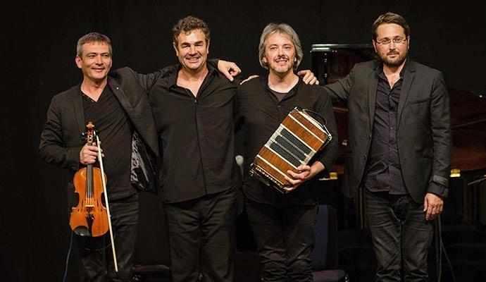 Jerez Le Cam Quartet