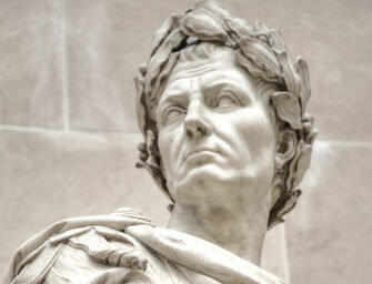 Play inspires research <br>into roman emperors