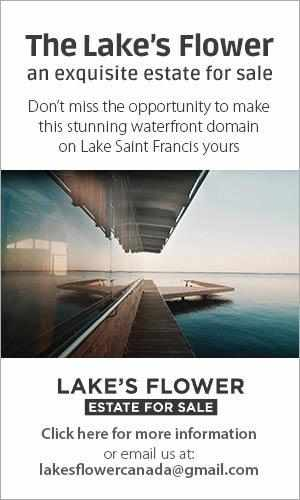 The Lake's Flower, an exquisite estate for sale