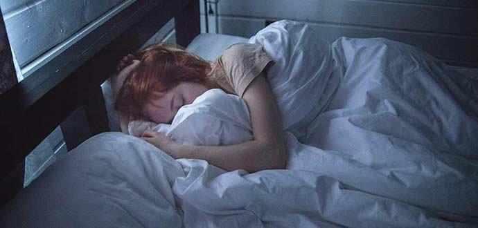 young adult sleeping – WestmountMag