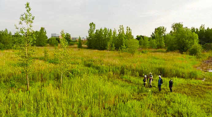 Prairie du Technoparc - Image : Jim Harris