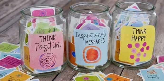 three happy jars - WestmountMag.ca