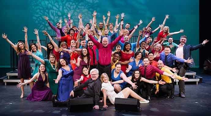 The Lyric Theatre Singers Too Darn Hot - Westmoun tMag.ca