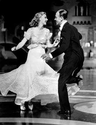 Ginger Rogers and Fred Astaire - WestmountMag.ca
