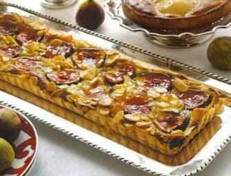 Love and Spices: Fresh fig tart