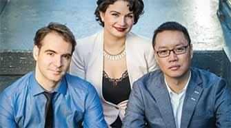 Trio Canoe - WestmountMag.ca