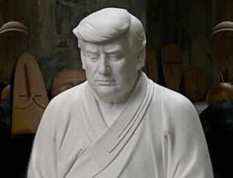 Trump: one or three <br>dimensional man?