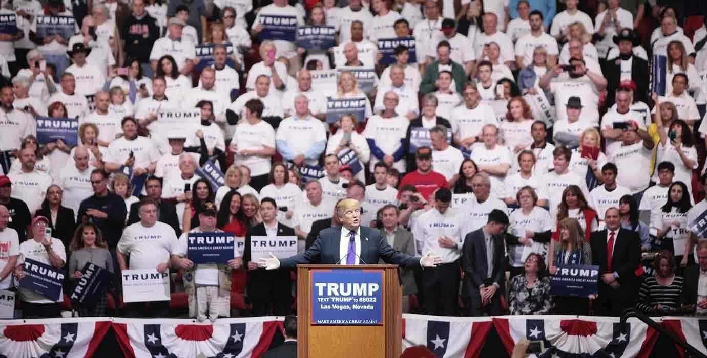 Trump Rally - WestmountMag.ca