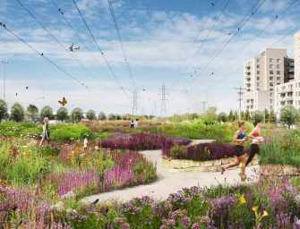 A new biodiversity corridor for Montreal