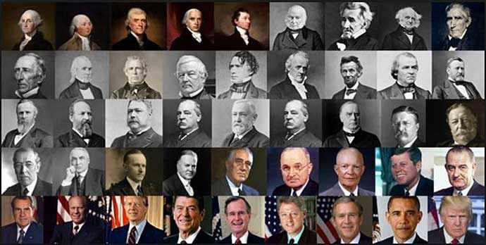 US Presidents montage - WestmountMag.ca