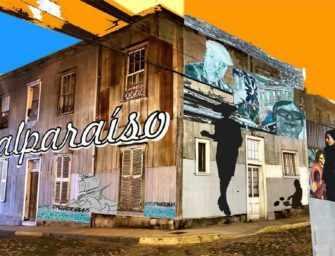 Valparaíso, un cycle <br>de découverte in situ