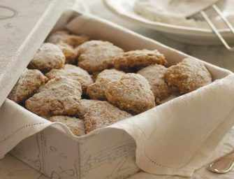 Love and Spices: <br>Suzy's vegan cookies