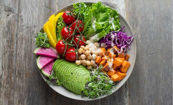 vegetarian dish - WestmountMag.ca
