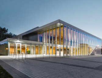 A new Cultural Centre for the borough of Verdun