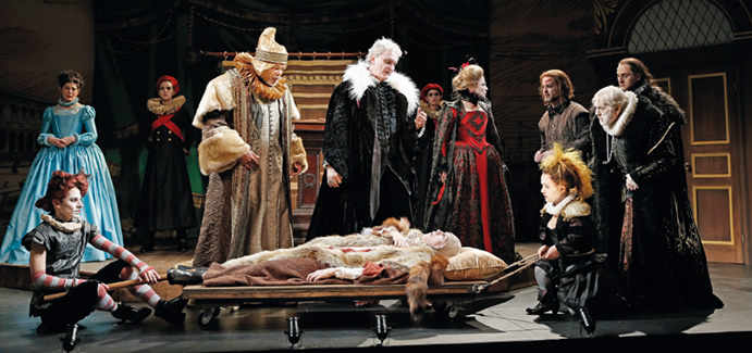 Red Bull Theater Volpone