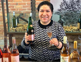 Discover rosé wine pairing with Ana