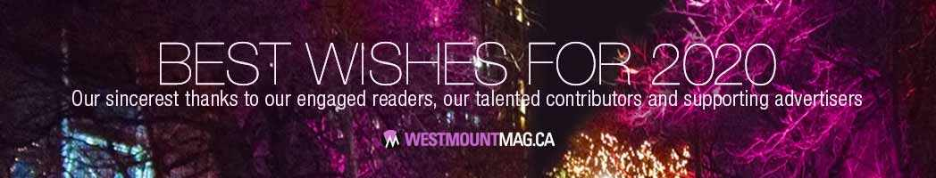 Best Wishes for 2020 – Westmountmag.ca