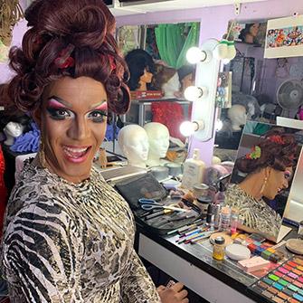 Barbada drag queen