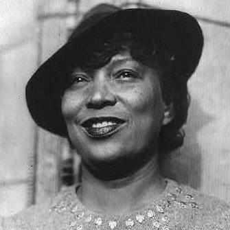 playwright Zora Neale Hurston